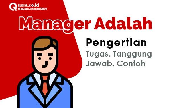 Manager Adalah