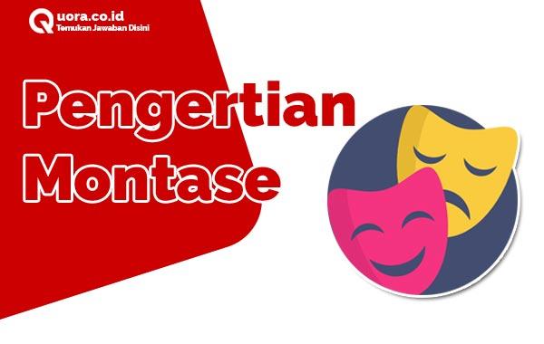 Pengertian Montase