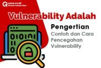 Vulnerability Adalah