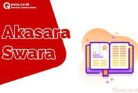 Akasara Swara