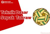 Teknik Dasar Sepak Takraw