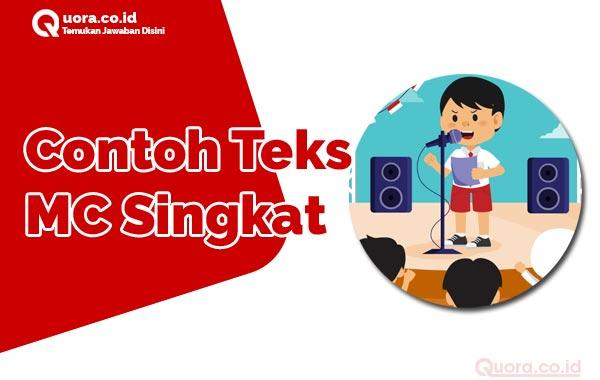 Contoh Teks MC Singkat