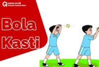Permaianan Bola Kasti
