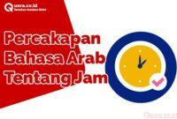 Percakapan Bahasa Arab Tentang Jam