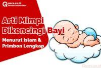 Arti Mimpi Dikencingi Bayi