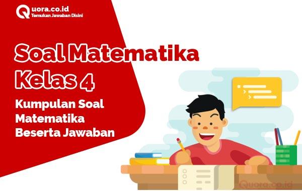 Soal Matematika Kelas 4