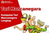 Tari Mancanegara